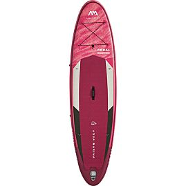 PACK STAND-UP PADDLE CORAL 10'2