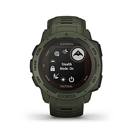 MONTRE GPS INSTINCT SOLAR TACTICAL