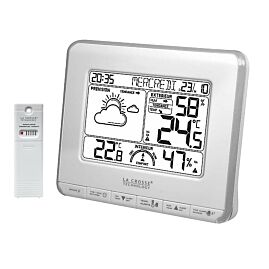 STATION METEO WS 6818 SILVER