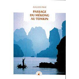PASSAGE DU MEKONG AU TONKIN E.TRANSBOREAL
