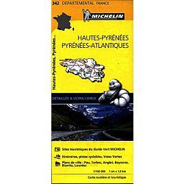 342 HAUTES PYRENEES P.ATLANTIQUES