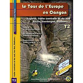 TOUR DE L EUROPE EN CANYON TOME 2