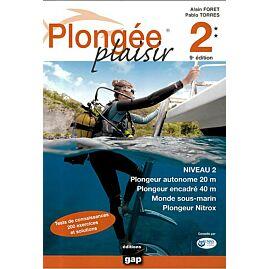 PLONGEE PLAISIR NIVEAU 2
