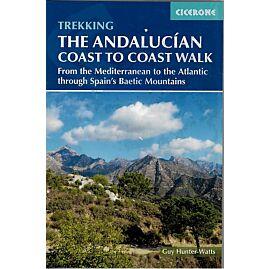 TREKKING ANDALUCIAN COAST TO COAST WALK