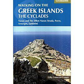 WALKING GREEK ISLANDS THE CYCLADES