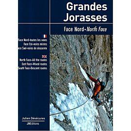 GRANDES JORASSES FACE NORD NORTH FACE