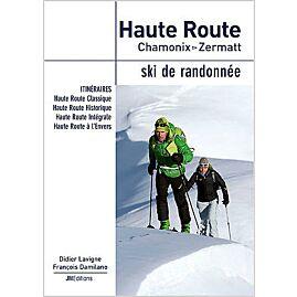 HAUTE ROUTE SKI DE RANDONNEE CHAMONIX ZERMATT