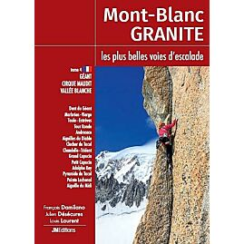 MONT BLANC GRANITE T4 GEANT CIRQUE MAUDIT