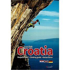 CROATIA CLIMBING GUIDE 8EME EDITION