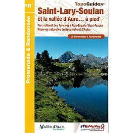 ST07 SAINT LARY SOULAN V AURE A PIED FFRP