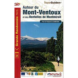 8400 AUTOUR DU MONT VENTOUX FFRP