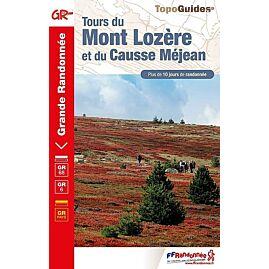 631 TOURS DU MONT LOZERE FFRP