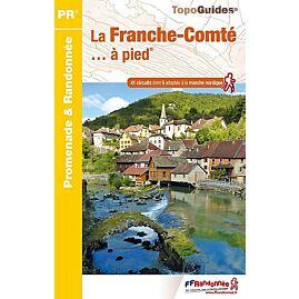RE06 LA FRANCHE COMTE A PIED  FFRP