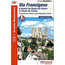 1450 VIA FRANCIGENA CANTERBURY A REIMS FFRP