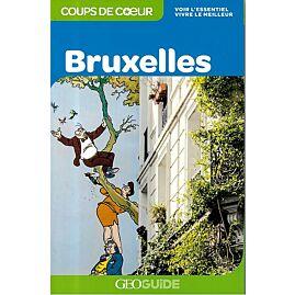 GEOGUIDE COUP DE COEUR BRUXELLES