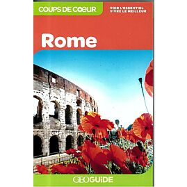 GEOGUIDE COUP DE COEUR ROME