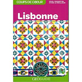 GEOGUIDE COUP DE COEUR LISBONNE