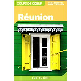 GEOGUIDE COUP DE COEUR REUNION