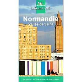 GUIDE VERT NORMANDIE VALLEE DE LA SEINE