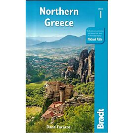 BRADT NORTHERN GREECE EN ANGLAIS