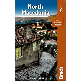 BRADT MACEDONIA  NORTH EN ANGLAIS