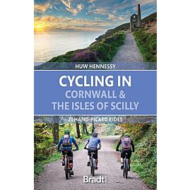 CYCLING IN CORNWALL ISLES OF SCILLY BRADT