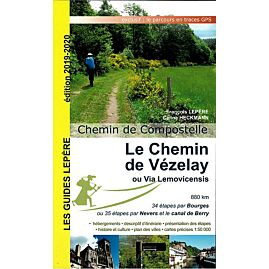 LA VOIE DE VEZELAY LA VIA LEMOVICENSIS