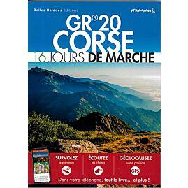 GR20 CORSE