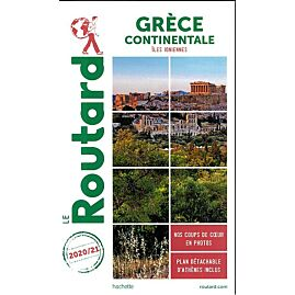 ROUTARD GRECE CONTINENTALE