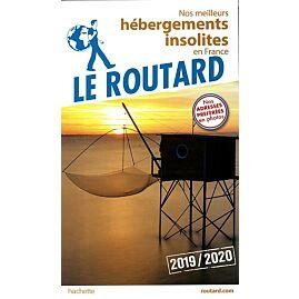ROUTARD HEBERGEMENTS INSOLITES EN FRANCE