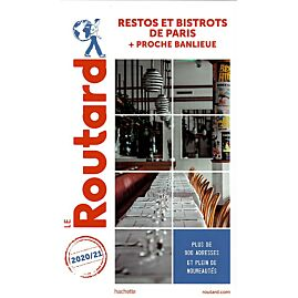 ROUTARD RESTOS ET BISTROTS DE PARIS