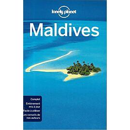 MALDIVES E.LONELY PLANET EN FRANCAIS