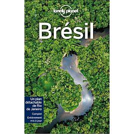 LE BRESIL LONELY PLANET EN FRANCAIS