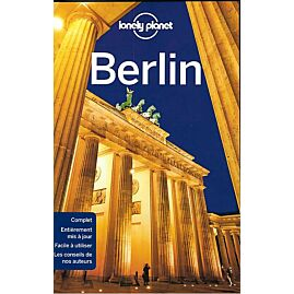 BERLIN LONELY PLANET EN FRANCAIS