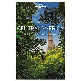 BEST OF CENTRAL AMERICA EN ANGLAIS