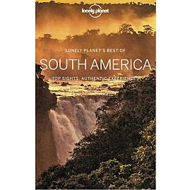 BEST OF SOUTH AMERICA EN ANGLAIS