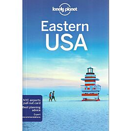 EASTERN USA LONELY PLANET EN ANGLAIS