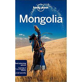 MONGOLIA L.PLANET EN ANGLAIS