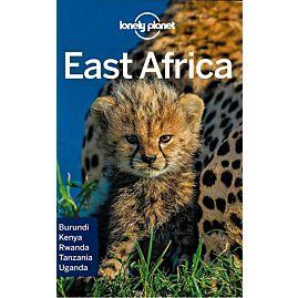 EAST AFRICA L.PLANET EN ANGLAIS