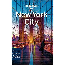 NEW YORK CITY L.PLANET EN ANGLAIS
