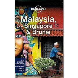 MALAYSIA SINGAPOUR BRUNEI EN ANGLAIS L.PLANET
