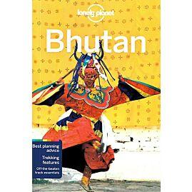 BHUTAN LONELY PLANET EN ANGLAIS