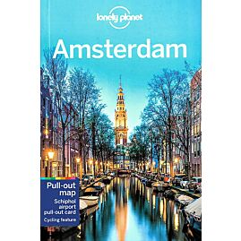AMSTERDAM LONELY PLANET EN ANGLAIS