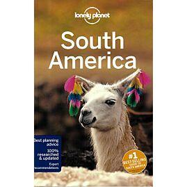 SOUTH AMERICA EN ANGLAIS L.PLANET