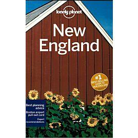 NEW ENGLAND EN ANGLAIS L.PLANET