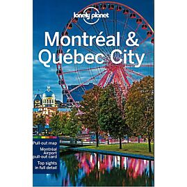 MONTREAL QUEBEC CITY EN ANGLAIS L.PLANET