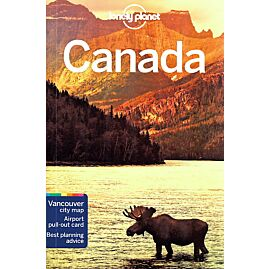 CANADA LONELY PLANET EN ANGLAIS