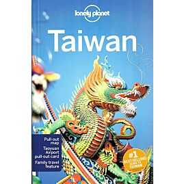 TAIWAN LONELY PLANET EN ANGLAIS