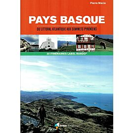 PAYS BASQUE 30 ITINERAIRES