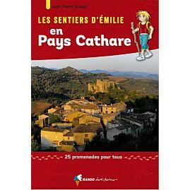 SENTIERS D'EMILIE EN PAYS CATHARE